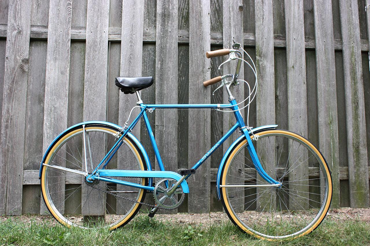 625e66617e2 John's Bicycle Restorations: Schwinn Racer 3 Speed Restoration for ...