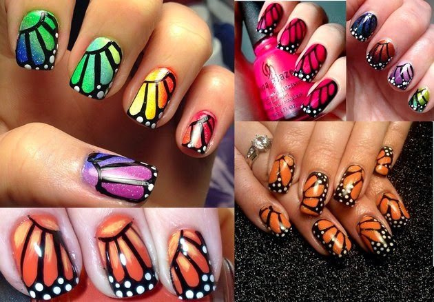 Try This Nail Art Or Play With Colors And Have Diffe Types Of Trust Me Everyone Will Be Mesmerized Your Talent