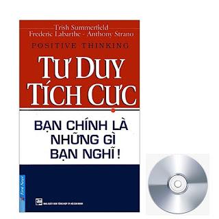 Combo Tư Duy Tích Cực Kèm CD (Tái Bản 2018) Ebook PDF  Epub  MOBI  AWZ3