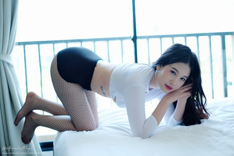Image Thailand Model - Chanunshida Phuangsombut - Sexy Secretary - TruePic.net - Picture-8