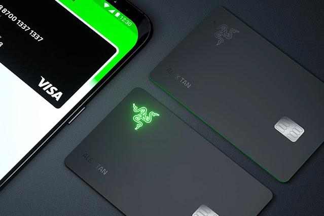 Razer & VISA Gaming Credit Card