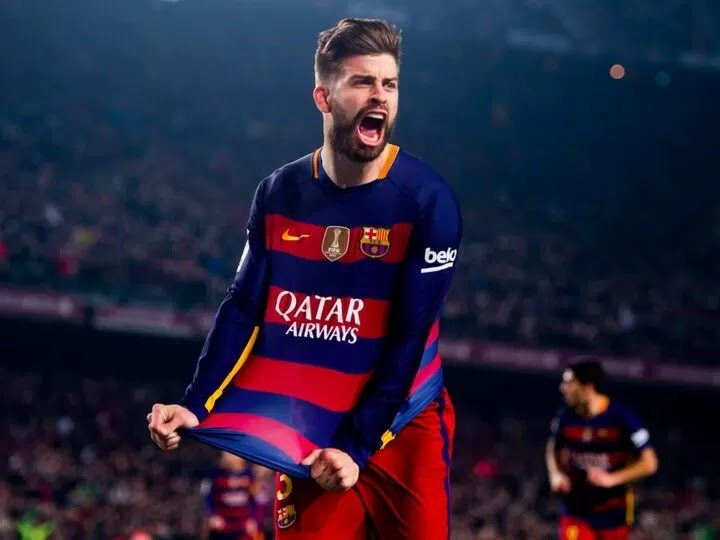 Pique & Lampard leads: Top 5 footballers with highest IQ