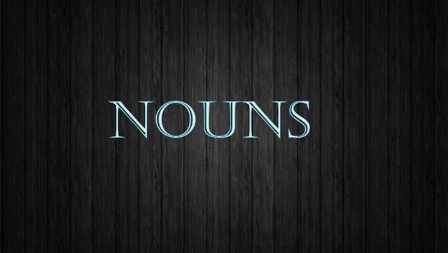 7 types of nouns