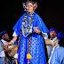 """صورة.. رقصة احواش تسنت ( إقليم طاطا ) المعروفة ب """"رقصة الخنجر"""""""