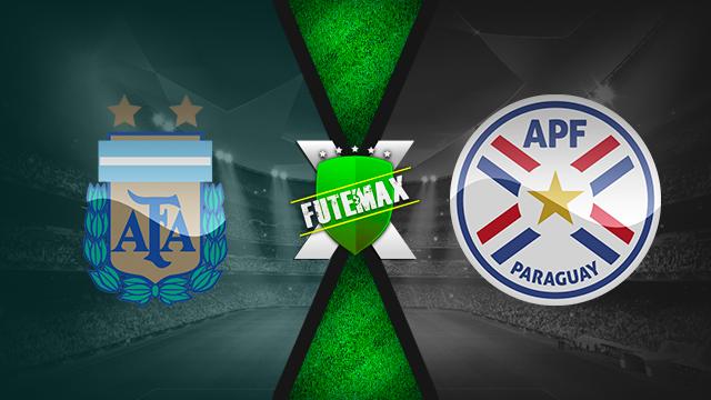Assistir Argentina x Paraguai ao vivo dia 19/06/2019 às 21h30 - Copa América - Transmissão pela GLOBO e SPORTV  (FUTEMAX)
