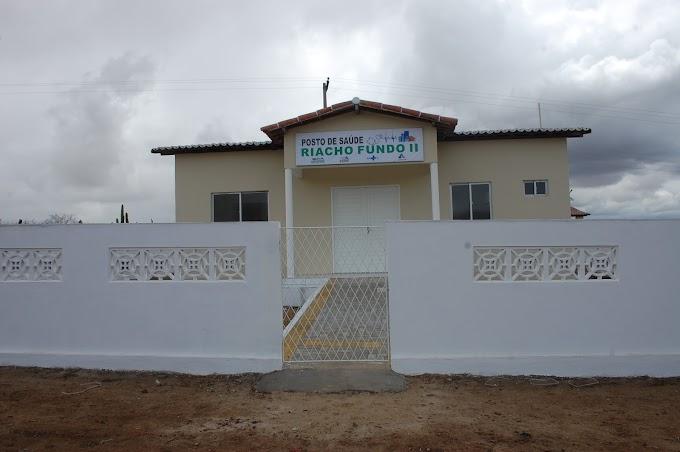Prefeitura entrega reforma de posto de saúde da comunidade de Riacho Fundo II