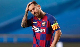 Messi has Revealed to Koeman that  he doesn't see his future clearly at Barca