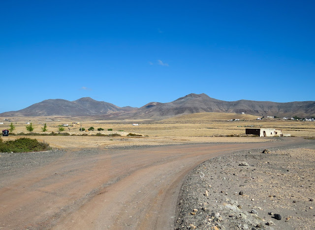 Tefia Windmill - Fuerteventura