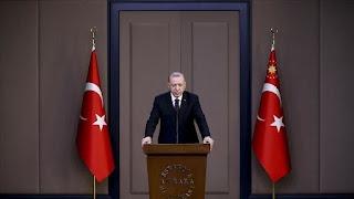 أردوغان: سنتخطى قريباً عقبة المجال الجوي في إدلب