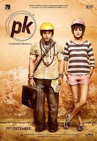 PK 2014 Hindi Movie Free Download 720p BluRay