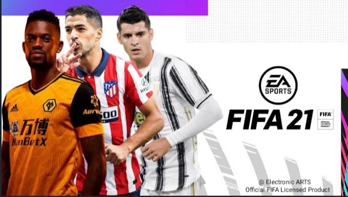 FIFA 21 Mod FIFA 14 Apk + Obb Download Latest Transfer