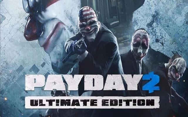 تحميل لعبة PAYDAY 2 Ultimate Edition مجانا للكمبيوتر
