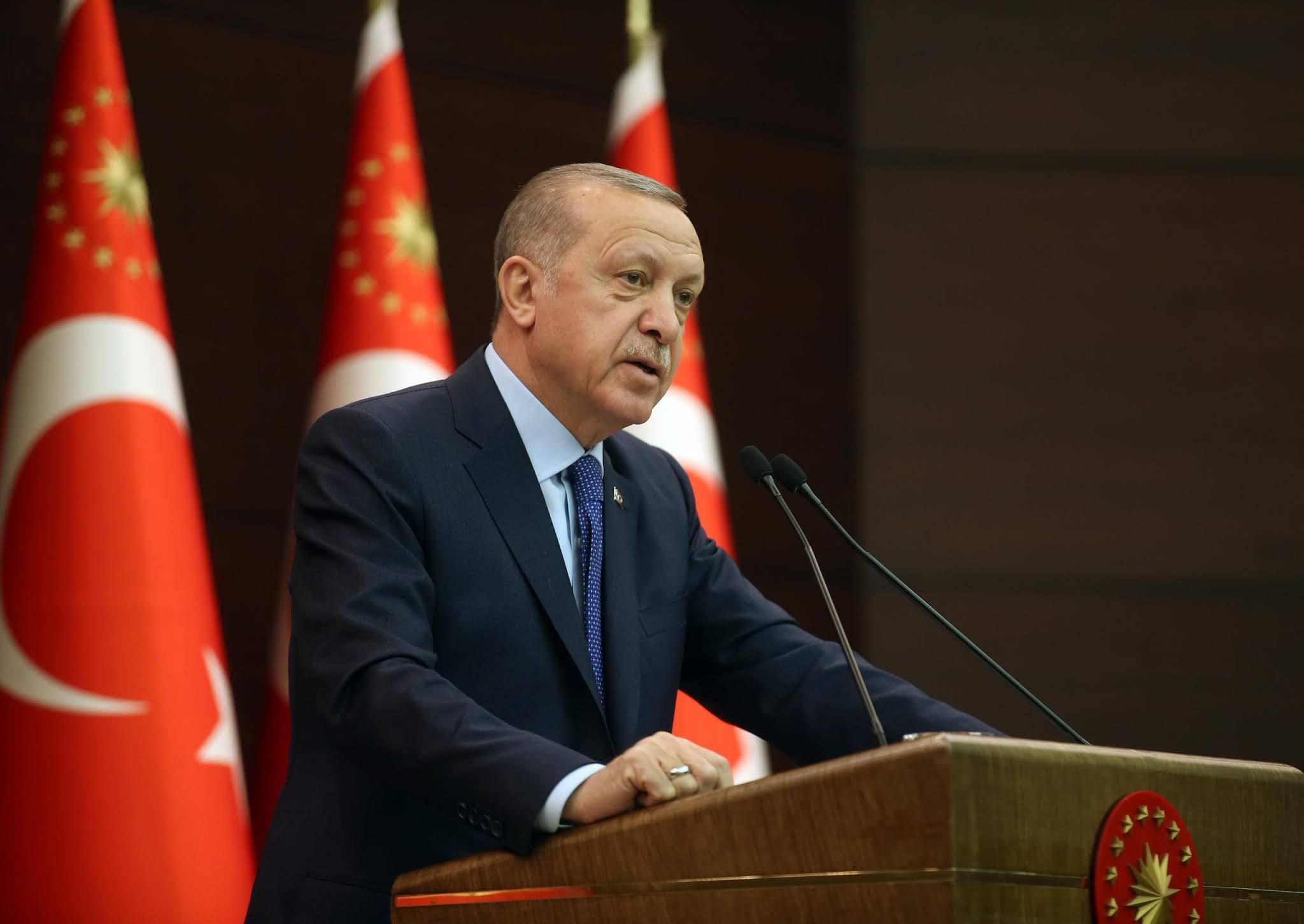 Cumhurbaşkanı Recep Tayyip Erdoğan Dijital Paralar Hakkında Açıklamalarda Bulundu
