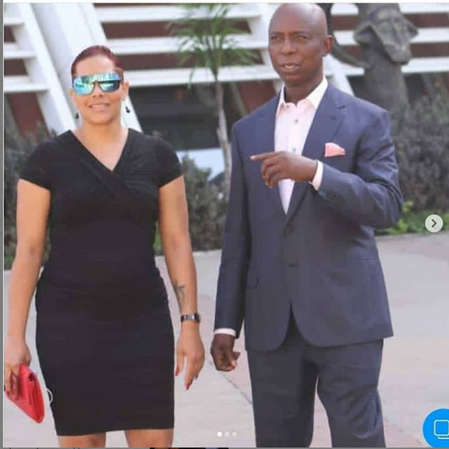 Earlier Photos Of Ned Nwoko And Alleged 7th Wife Flood The Internet