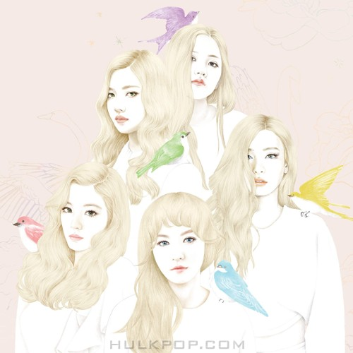 Red Velvet – The 1st Mini Album `Ice Cream Cake` (FLAC + ITUNES PLUS AAC M4A)