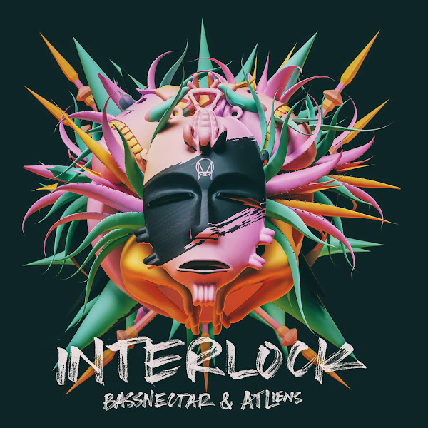 Bassnectar & ATLiens - Interlock - Single Cover