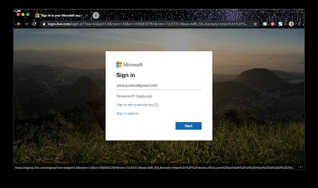 Akhirnya, Pakai Microsoft Office Berlisensi!