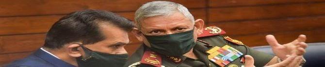 China Becoming More And More Aggressive: Gen. Rawat
