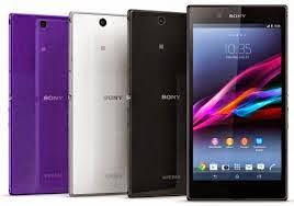 Spesifikasi Handphone SONY Xperia Z Ultra