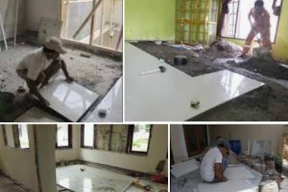 Harga Borongan Jasa Pasang Keramik Granit Bandar Lampung