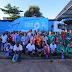 Novembro azul: Equipes de limpeza urbana participaram de ação de conscientização e promoção à saúde