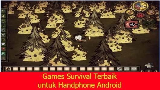 Games Survival Terbaik untuk Handphone Android