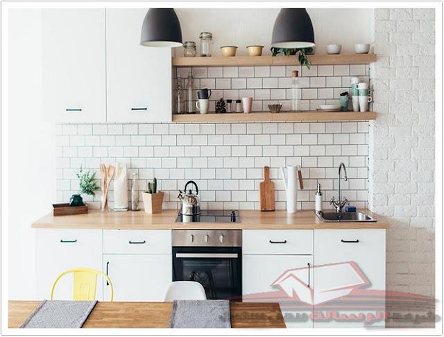 تصاميم المطبخ الداخلية التي ستلهمك في كل شيء!