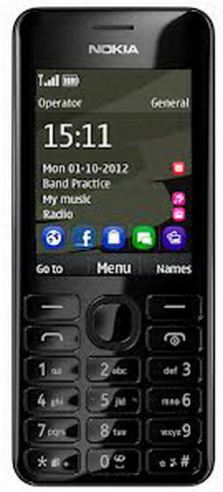 Nokia 206 RM-873 flashing and file download