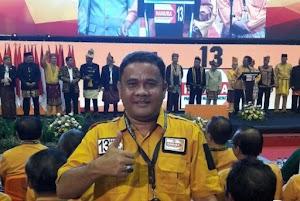 Rusnaldi: Kekecewaan Hanura Tak Masuk Kabinet Merembes ke Daerah