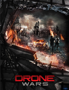Drone Wars (2016) [DVDRip] [1 Link] [Latino] [1F]