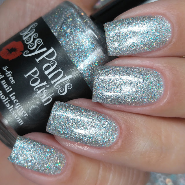 Sassy Pants Polish - Diamonds are Forever