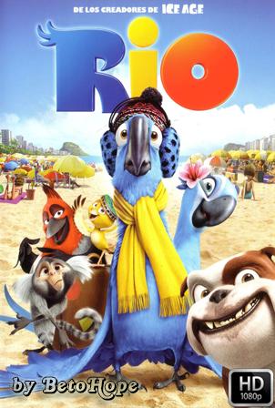 Rio [2011] [Latino-Ingles] HD 1080P [Google Drive] GloboTV