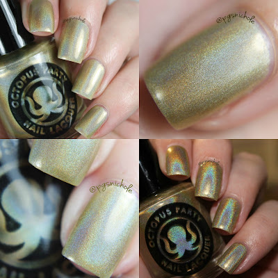 Octopus Party Nail Lacquer The Ruins