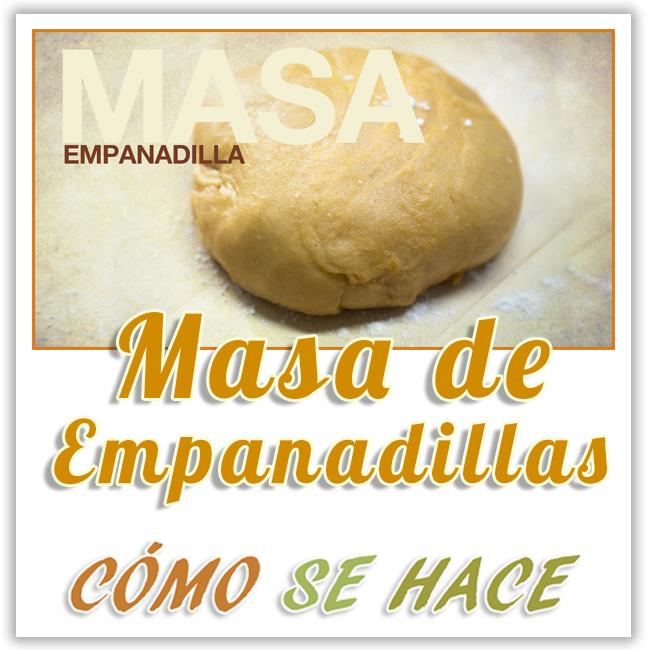 MASA DE EMPANADILLA CON PIMENTÓN