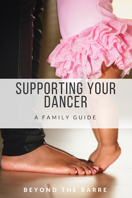 Supporting Your Dancer - A Family Guide