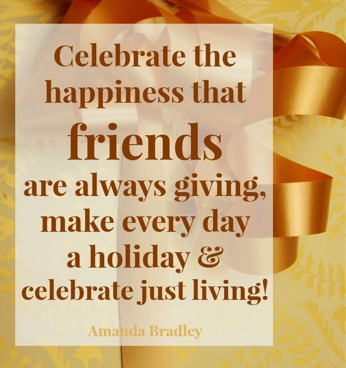 Best Thanksgiving Quotes For Friends: Giving Thanks