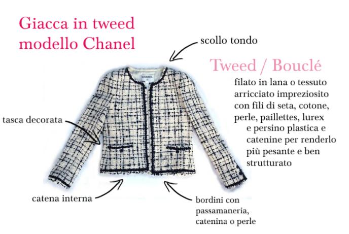 new styles 7fc53 1d143 Outfit Perfetto: Come abbinare una GIACCA IN TWEED modello ...