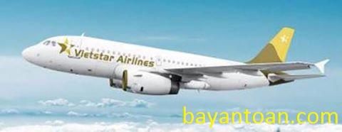 Vietstar Airlines - Hãng hàng không mới tại Việt Nam