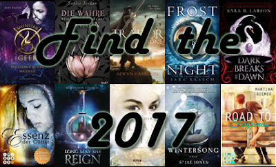 Find the Cover 2017