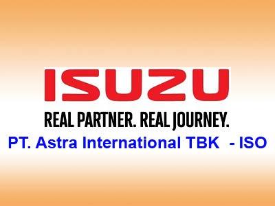 Lowongan Kerja PT Isuzu Astra Motor Indonesia (IAMI), lowongan Kerja Kaltim Kaltara Agustus September Oktober nopember Desember 2019
