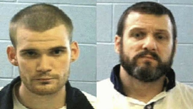 #LatestUpdate : Desperately manhunt in Georgia for 2 inmates who killed two guards
