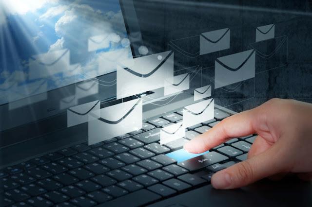E-mails de bloggers