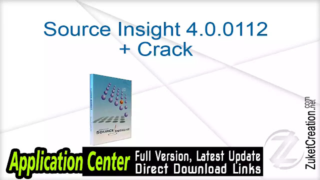 Source Insight 4.0.0112 + Crack