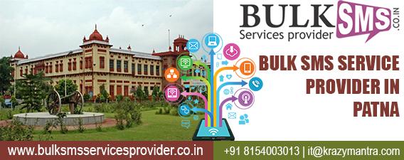 Bulk sms service provider in patna