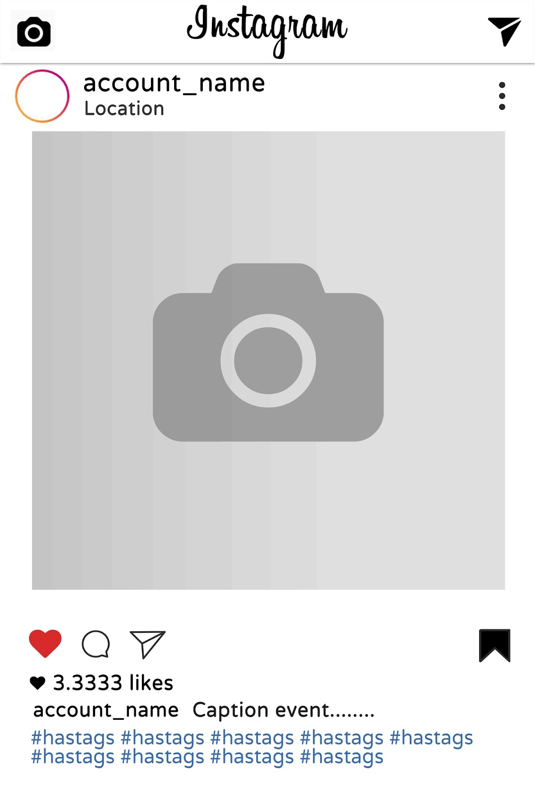 Cara Membuat Frame Instagram Rapi - JURAGAN KREATIF