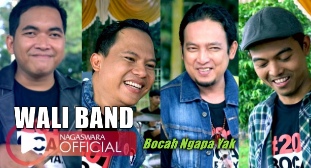 Download Lagu Wali Band - Bocah Ngapa Yak Mp3 (5,34MB), Wali Band, Pop, Lagu Religi, 2018