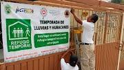 Activan 20 refugios para la temporada de lluvias y ciclones tropicales.  El Gobierno de Acapulco ha notificado a más de 100 familias que habitan en zonas de alto riesgo