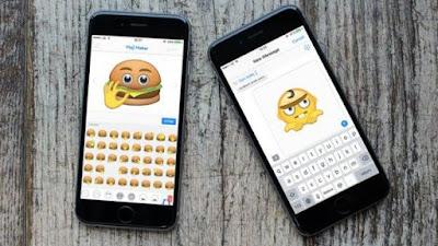 تطبيق رائع لإنشاء الوجوه التعبيرية على أجهزة الهاتف