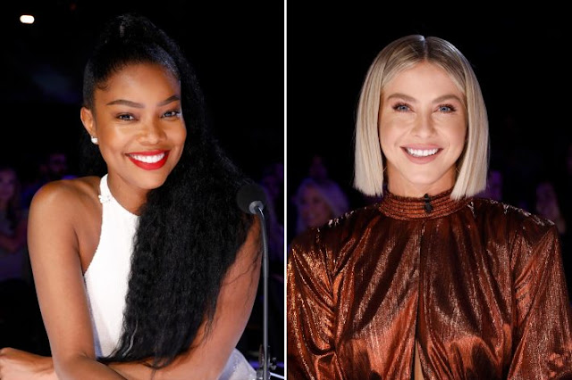 Gabrielle Union and Julianne Hough Will Not Return for Next Season of 'America's Got Talent'