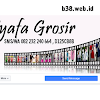 Syafa Grosir Online Shop Murah dan Amanah